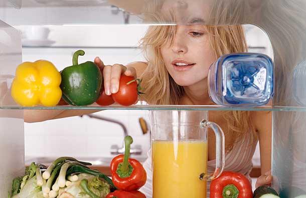 Những thực phẩm không thể bảo quản trong tủ lạnh